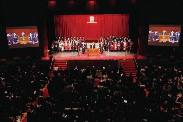 82nd Congregation for the Conferment of Degrees