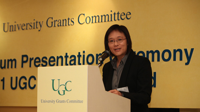 A recipient of many teaching awards, Prof. Poon Wai-yin, Associate Dean (Education) of the Faculty of Science and Professor in the Department of Statistics, won another accolade when she was conferred the inaugural UGC Award for Teaching Excellence by the University Grants Committee.