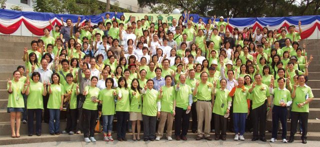 Walking Campaign I<br><br>Group photo