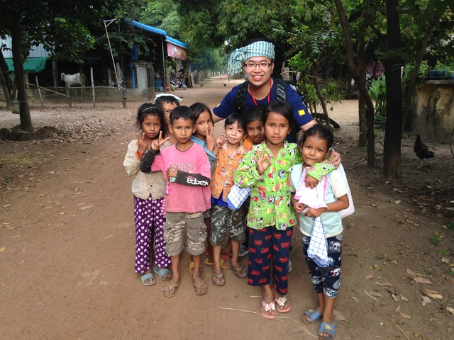 Dr. Yam has been leading the development of vision care in children in the Asia-Pacific