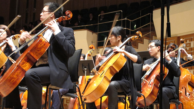 The year 2011 marked the 60th anniversary of Chung Chi College. An array of celebratory events has been organized, including the Chung Chi College 60th Anniversary Celebration Concert held on 31 October.