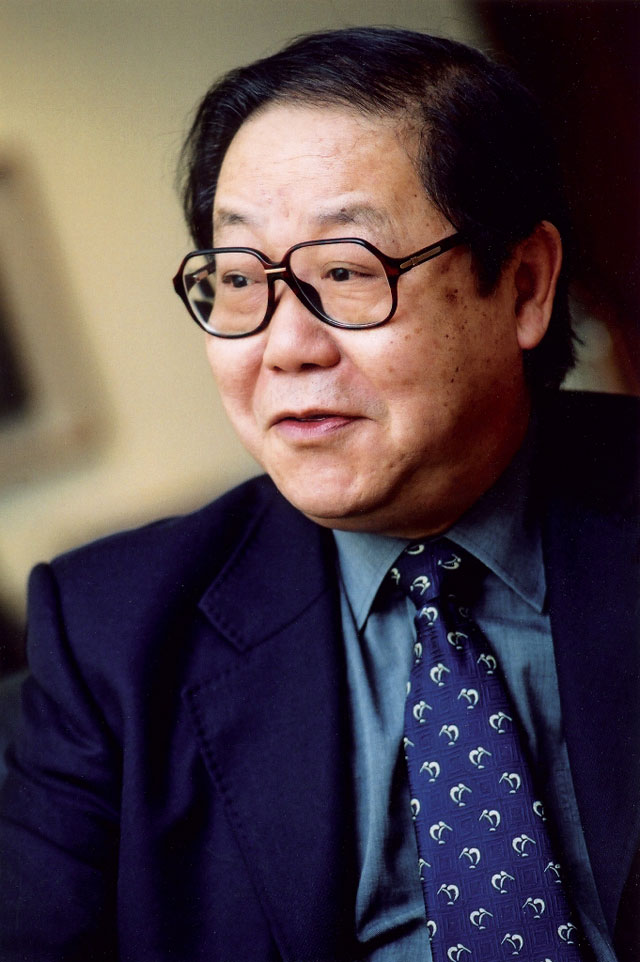 Vice-Chancellor Prof. Ambrose King (2002–2004)