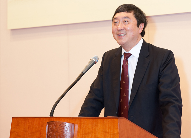 New Vice-Chancellor Assumes Duty<br><br>The 7th Vice-Chancellor: Prof. Joseph Sung