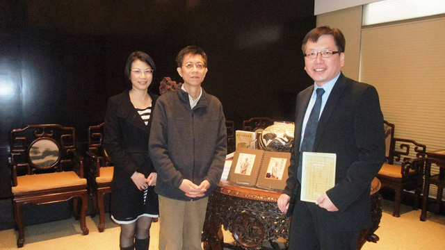 The Research Centre for Chinese Ancient Texts of the Institute of Chinese Studies was renamed the D.C. Lau Research Centre for Chinese Ancient Texts, in recognition of the contributions of Prof. D.C. Lau to it.