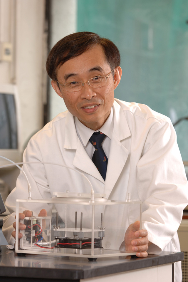 Prof. Jimmy C.M. Yu, professor in the Department of Chemistry, has been appointed as Head of United College for a period of four years from 1 August 2012.