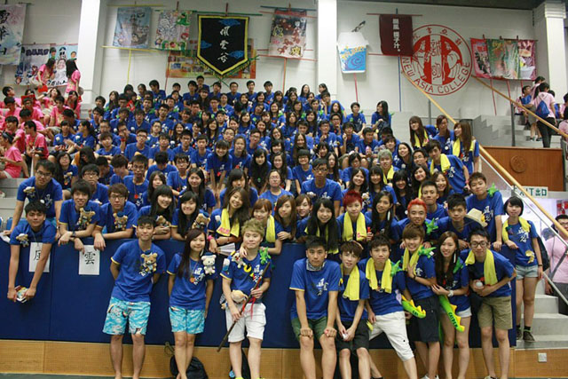 An Orientation Experience Like No Other Cheerful smiles in New Asia O'camp